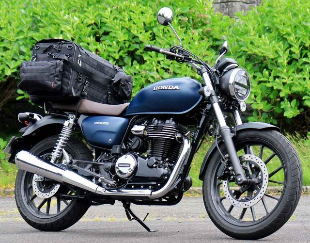 画像: ② バイク用シートバッグ/容量:72L 【バッグ】ヘンリービギンズ「キャンプシートバッグ システム」(メインバッグは65L+オプションポーチで計72L)