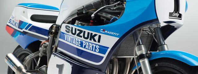 画像: Team Classic Suzuki