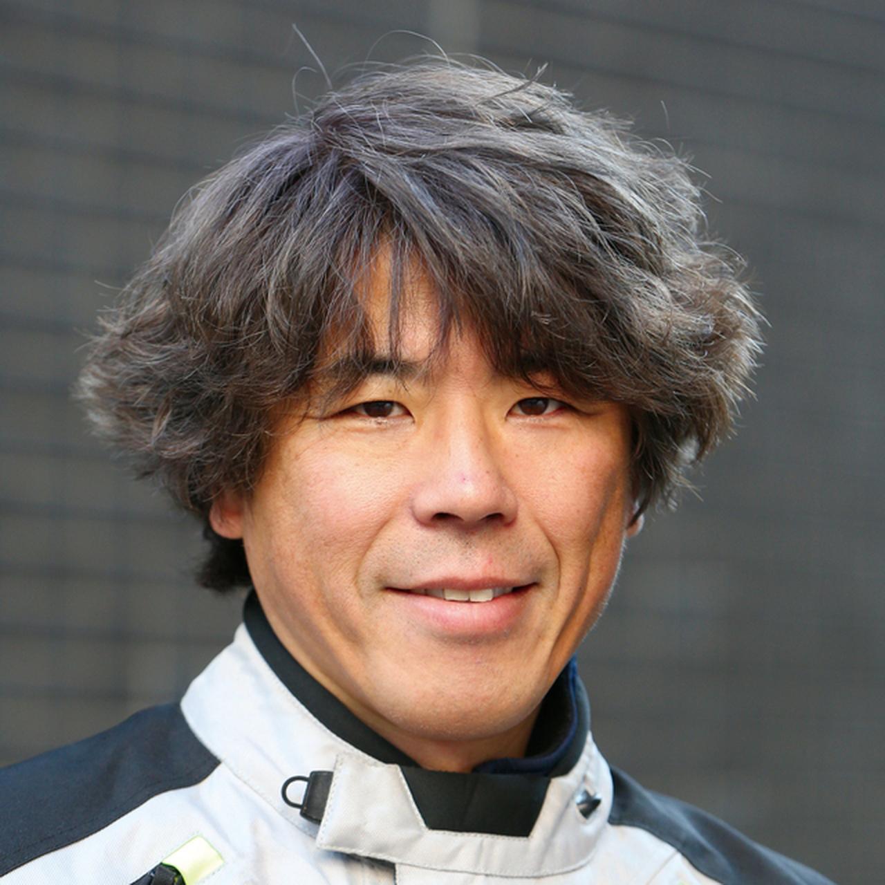 画像: 三橋 淳/プロフィールと記事一覧 - webオートバイ