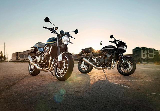画像: カワサキ「Z900RS」の新色は伝統の〈玉虫〉カラーか? 北米向け2022年モデルとして「Z900RSカフェ」の新色とともに登場 - webオートバイ