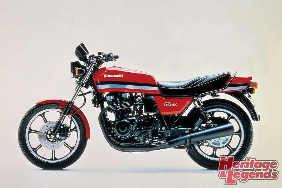 洗練されたカワサキ角Zの歴代モデル08