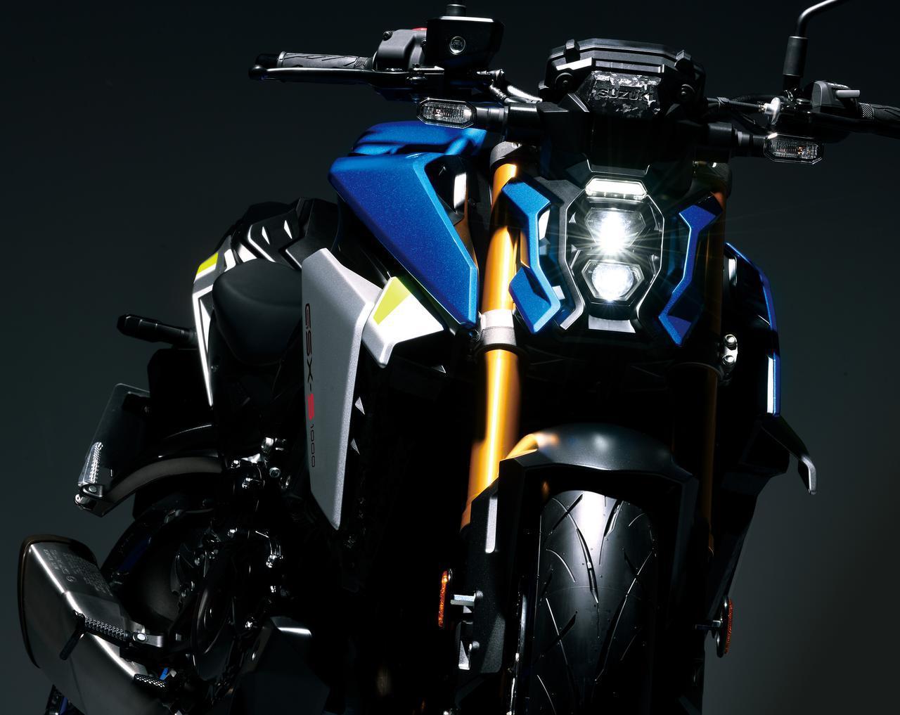 画像: スズキ新型「GSX-S1000」概要- webオートバイ