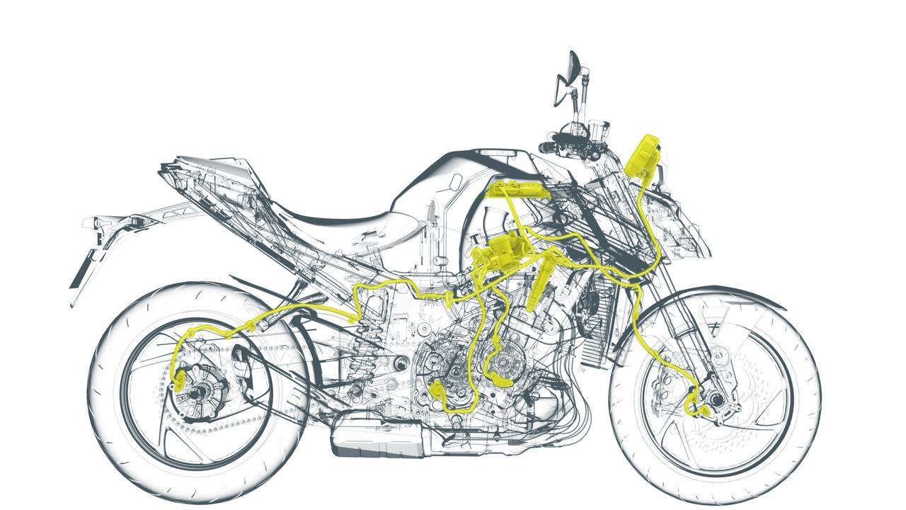 Images : 5番目の画像 - 【写真17枚】スズキ「GSX-S1000」メカニズム紹介 - webオートバイ