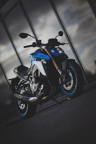 画像: 【写真55枚】スズキ新型「GSX-S1000」 - webオートバイ