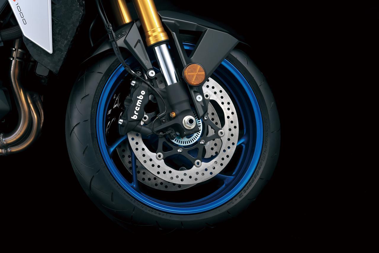 Images : 16番目の画像 - 【写真17枚】スズキ「GSX-S1000」メカニズム紹介 - webオートバイ