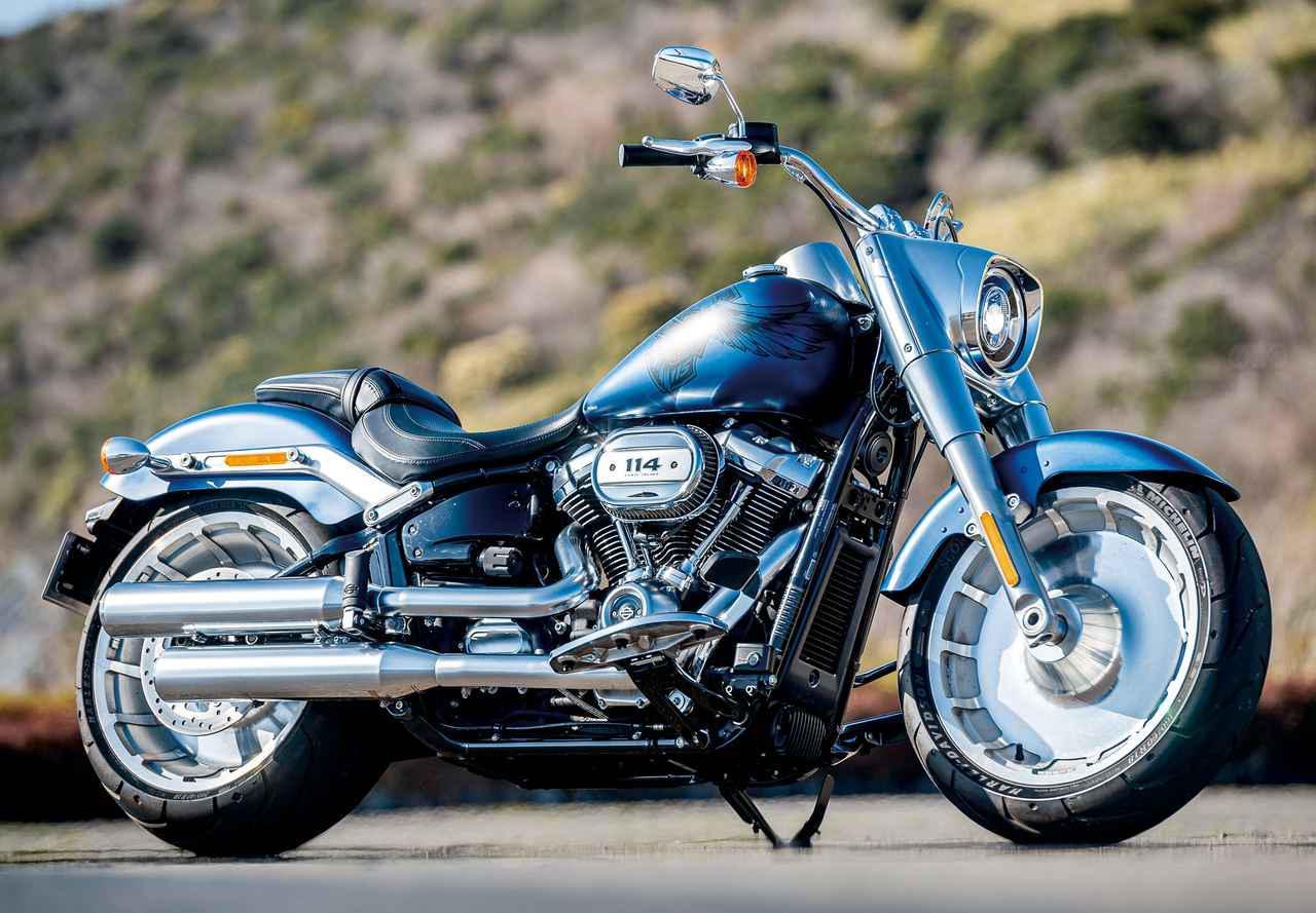 画像: Harley-Davidson ファットボーイ114アニバーサリーX