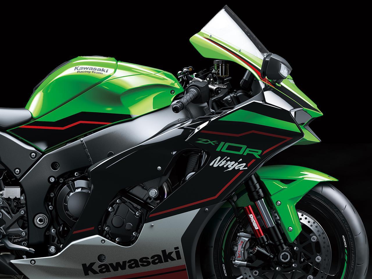 画像: カワサキ新型「Ninja ZX-10R」概要- webオートバイ
