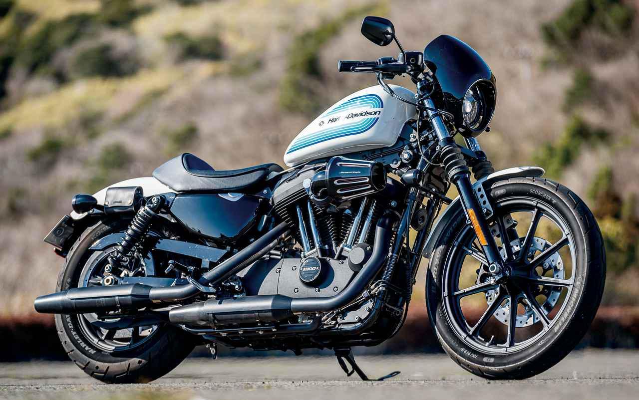 画像: Harley-Davidson XL1200NS IRON 1200