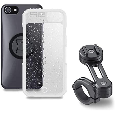画像: Amazon | デイトナ SP CONNECT(エスピーコネクト) バイク用 スマホホルダー 53900 モトバンドル iPhone 8/7/6s/6/SE(第2世代) 99402