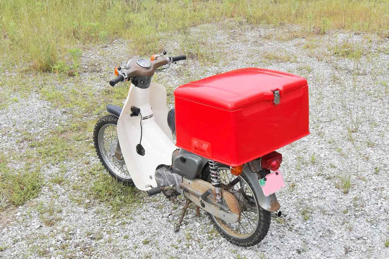 画像23: スーパーカブとハンターカブにいろんな箱を付けまくる第2弾。働く箱編〈若林浩志のスーパー・カブカブ・ダイアリーズ Vol.82〉