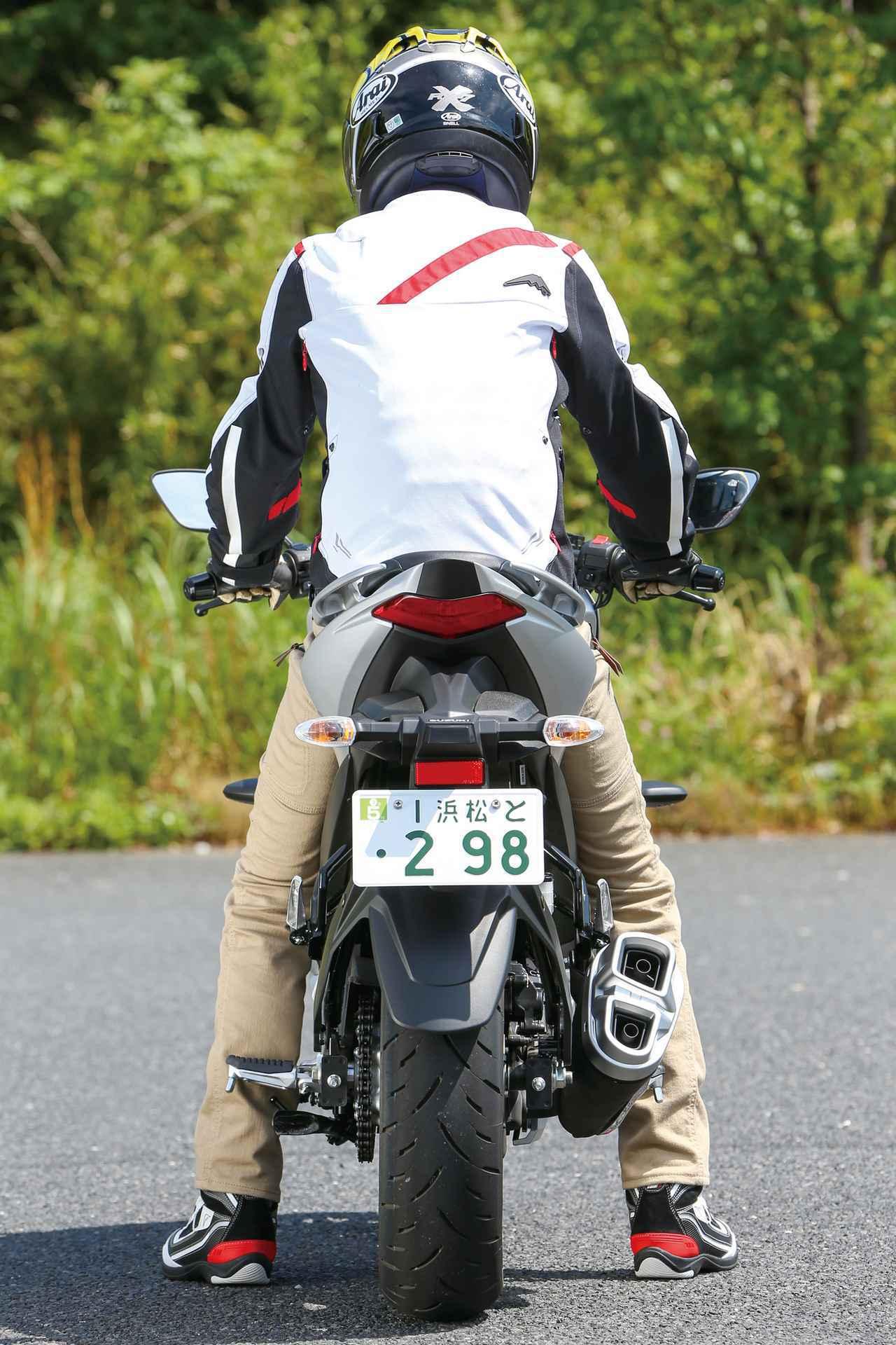 画像8: 250ccフルカウルスポーツバイクを徹底比較|国内4メーカー計6機種であなたのベストはどの一台だ?(2021年)