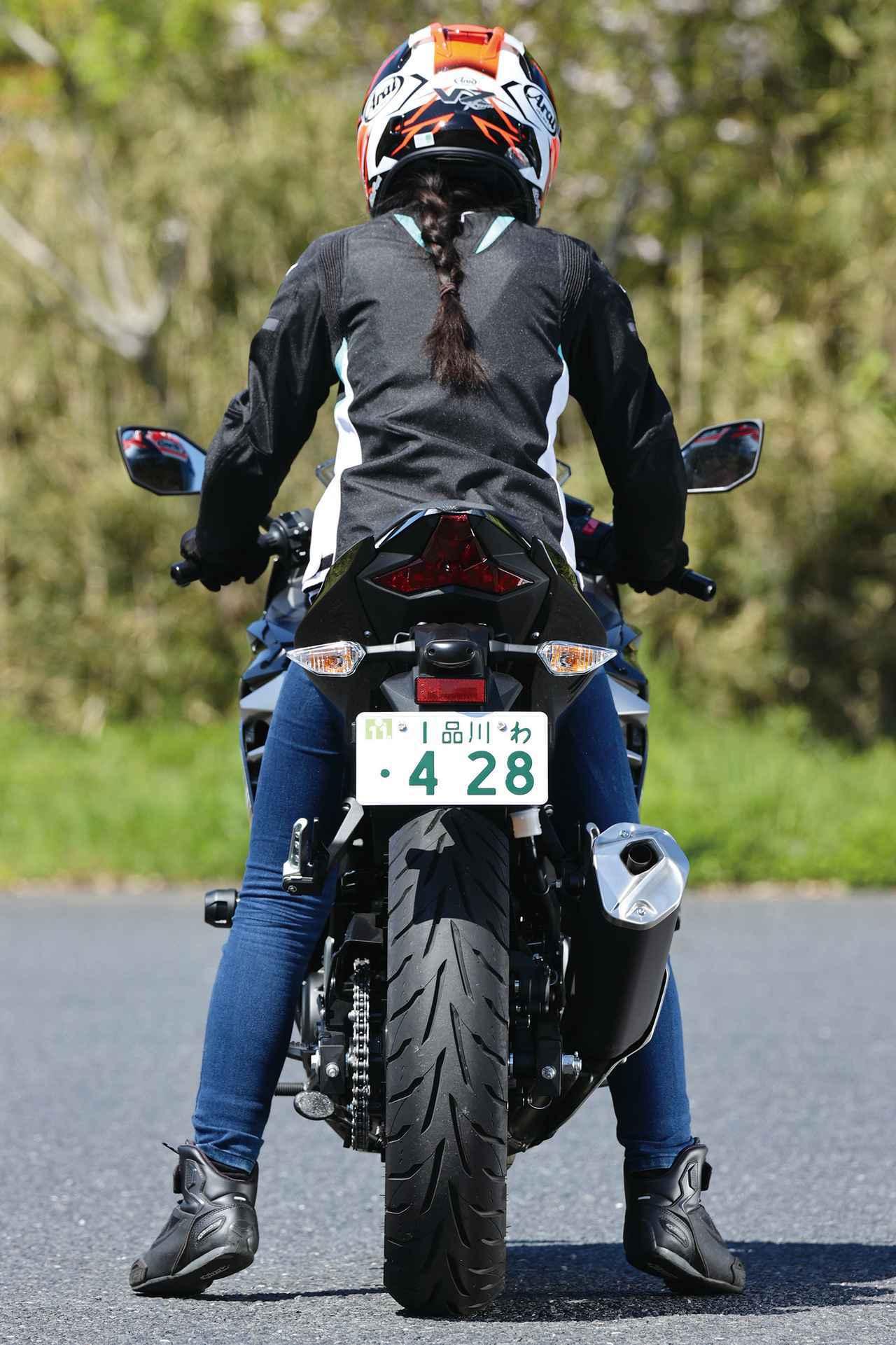 画像10: 250ccフルカウルスポーツバイクを徹底比較|国内4メーカー計6機種であなたのベストはどの一台だ?(2021年)