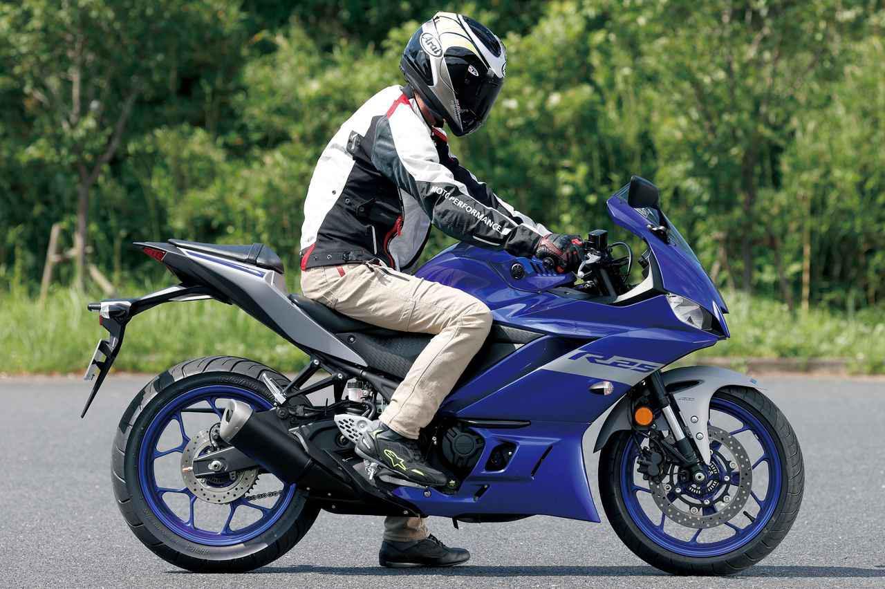 画像3: 250ccフルカウルスポーツバイクを徹底比較|国内4メーカー計6機種であなたのベストはどの一台だ?(2021年)