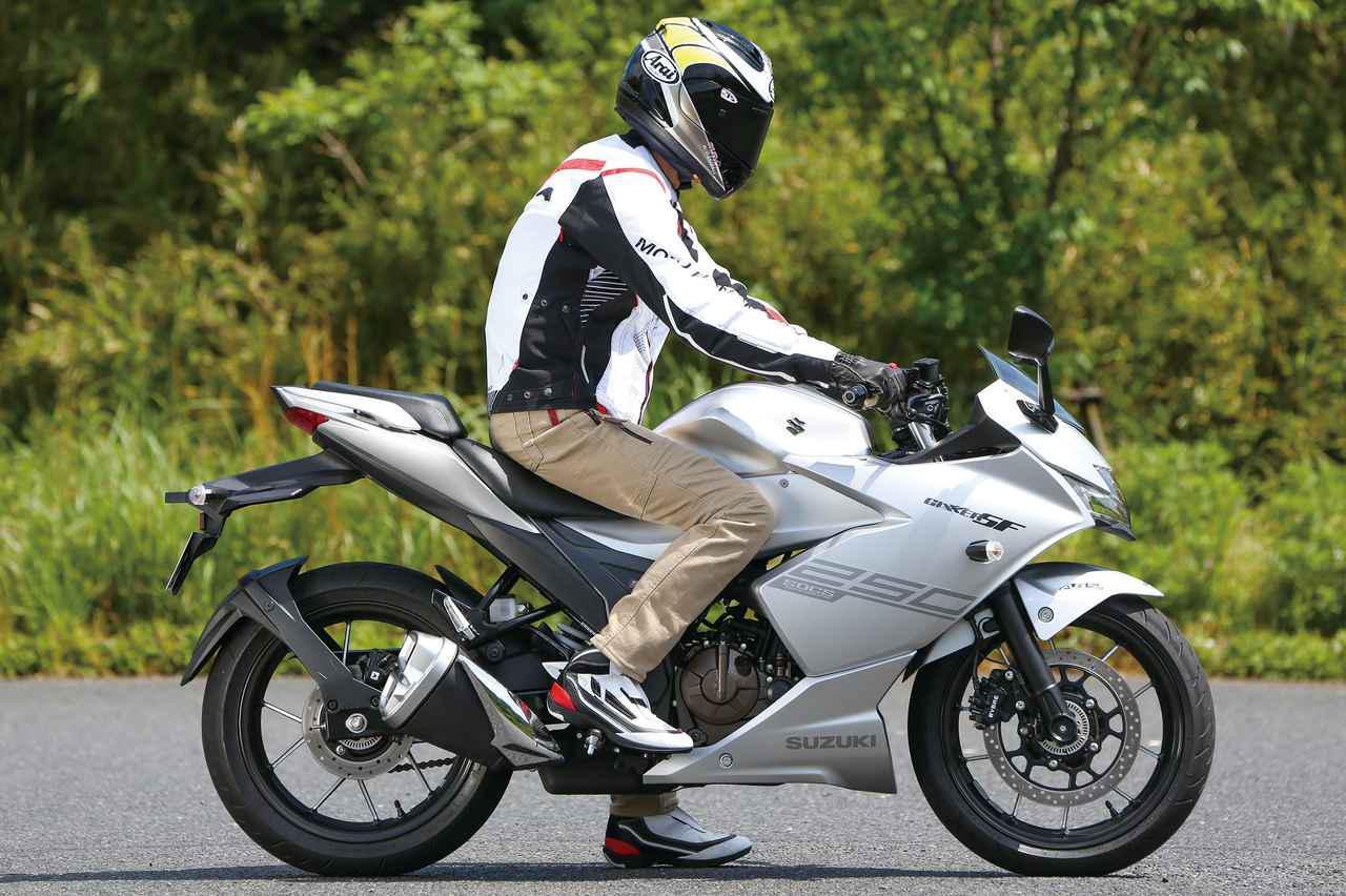 画像7: 250ccフルカウルスポーツバイクを徹底比較|国内4メーカー計6機種であなたのベストはどの一台だ?(2021年)