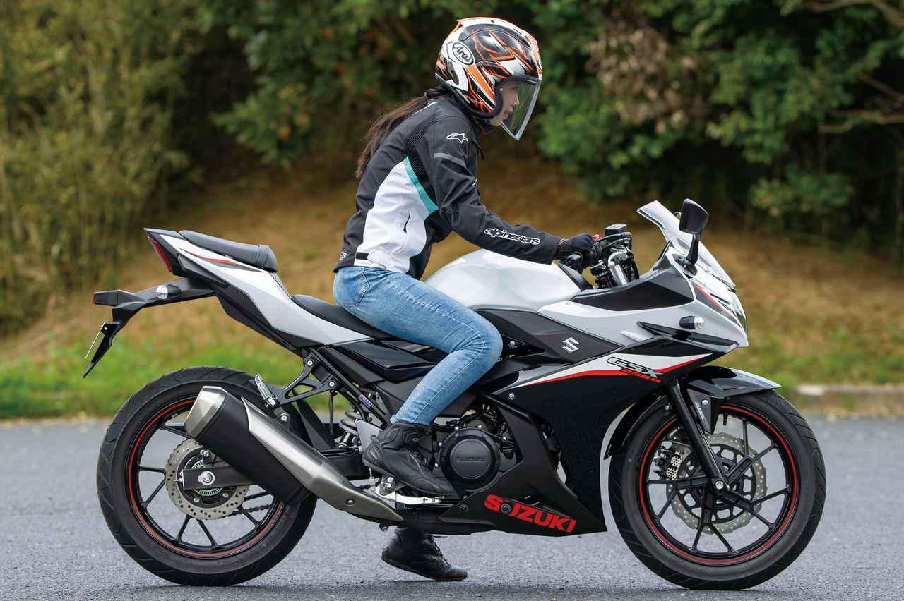 画像5: 250ccフルカウルスポーツバイクを徹底比較|国内4メーカー計6機種であなたのベストはどの一台だ?(2021年)