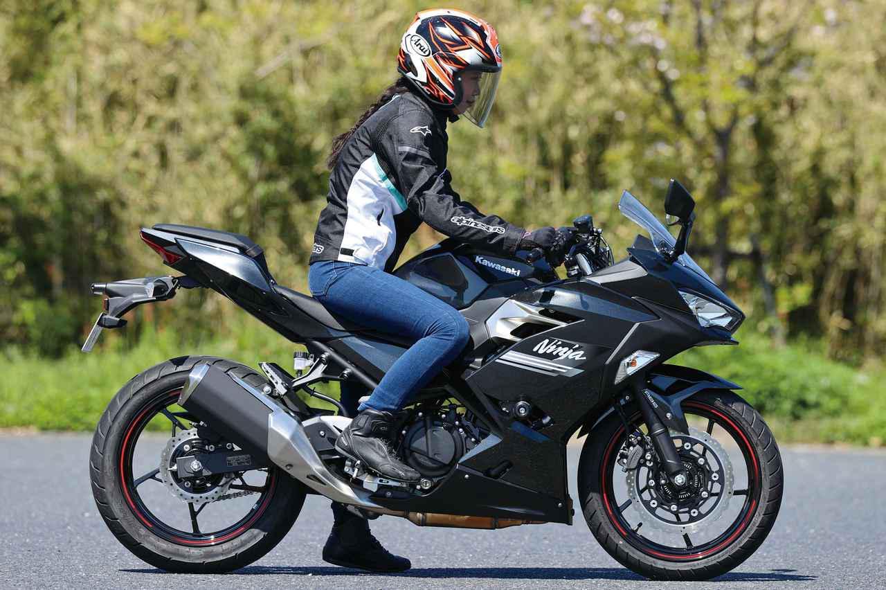 画像9: 250ccフルカウルスポーツバイクを徹底比較|国内4メーカー計6機種であなたのベストはどの一台だ?(2021年)