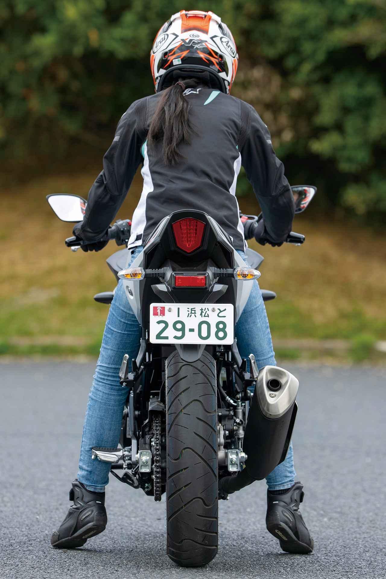 画像6: 250ccフルカウルスポーツバイクを徹底比較|国内4メーカー計6機種であなたのベストはどの一台だ?(2021年)