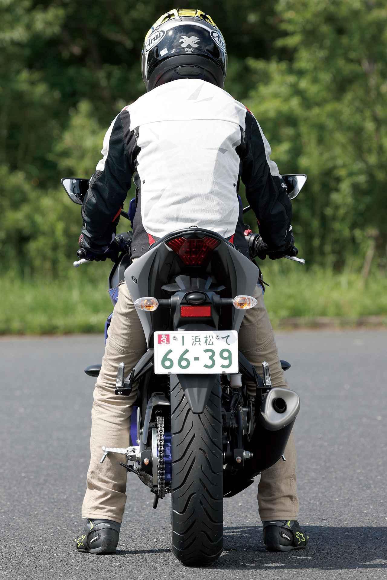 画像4: 250ccフルカウルスポーツバイクを徹底比較|国内4メーカー計6機種であなたのベストはどの一台だ?(2021年)