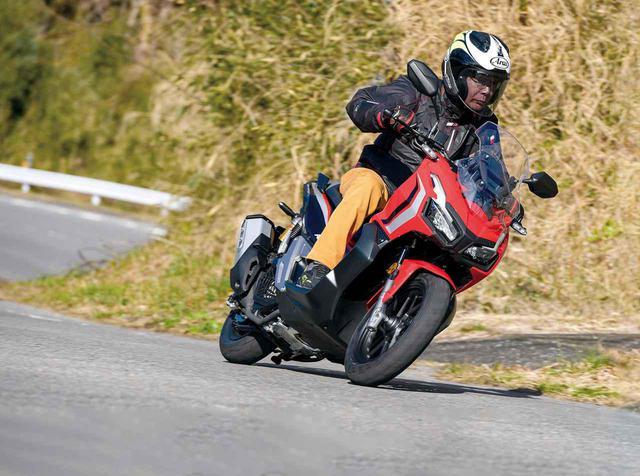 画像: 【試乗インプレ】ホンダ「ADV150」 (2020年) - webオートバイ