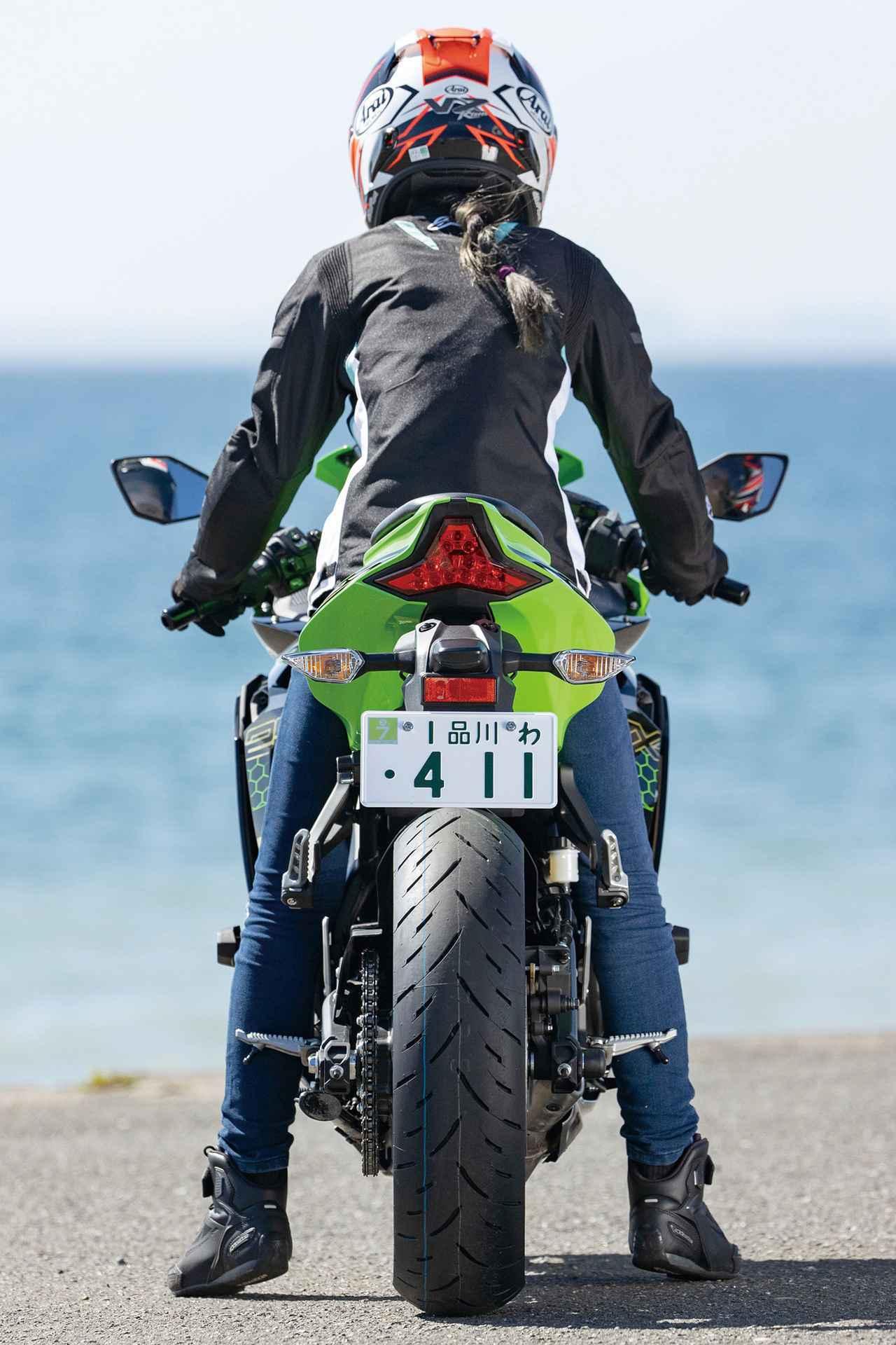 画像12: 250ccフルカウルスポーツバイクを徹底比較|国内4メーカー計6機種であなたのベストはどの一台だ?(2021年)