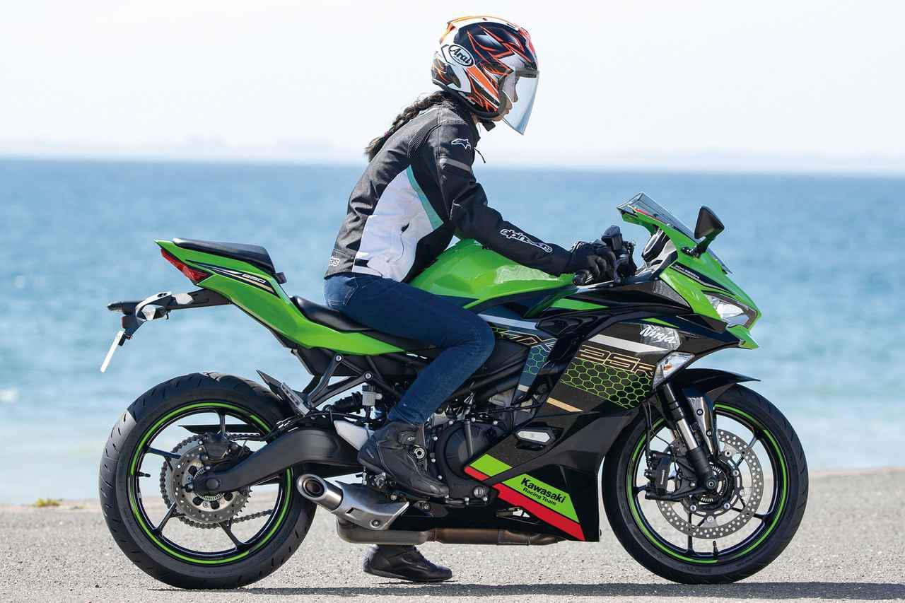 画像11: 250ccフルカウルスポーツバイクを徹底比較|国内4メーカー計6機種であなたのベストはどの一台だ?(2021年)