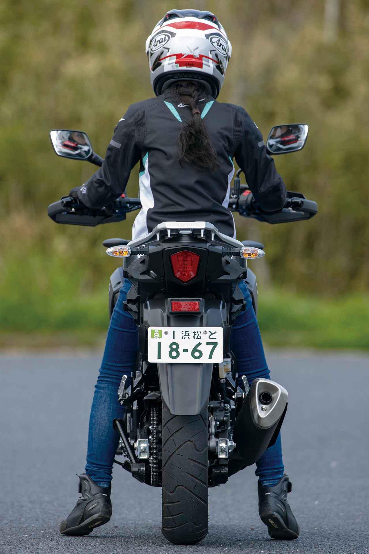 画像6: 250ccアドベンチャー&オフロードバイクを徹底比較|ホンダ・スズキ・カワサキの計5機種を比べてみた(2021年)