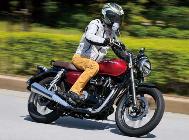 画像: 【インプレ】ホンダ「GB350」(太田安治) - webオートバイ