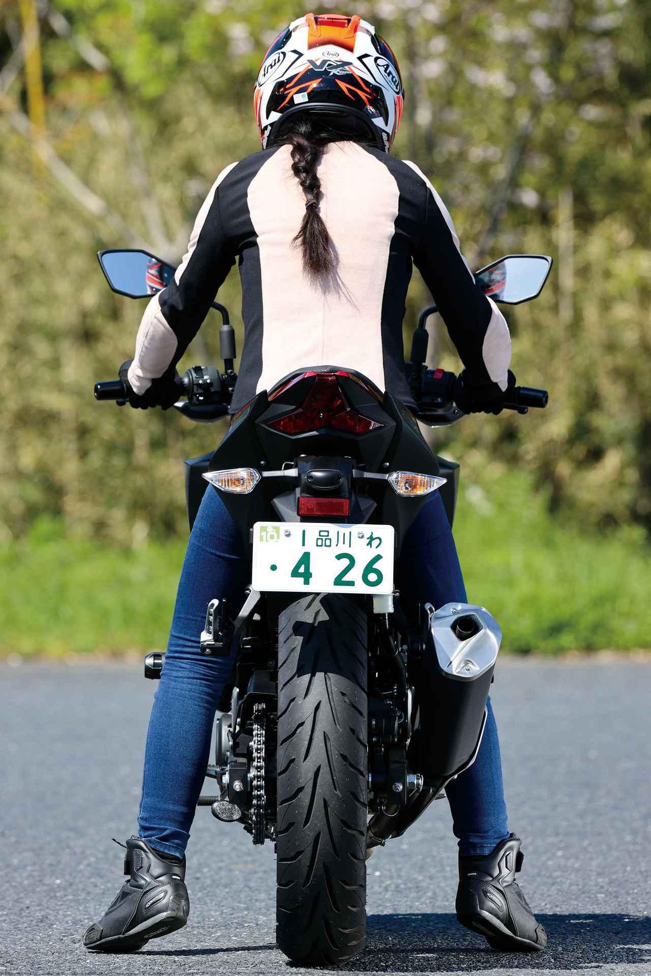 画像10: 250ccネイキッドバイクを徹底比較|国内4メーカー計5機種であなたのベストはどの一台だ?(2021年)