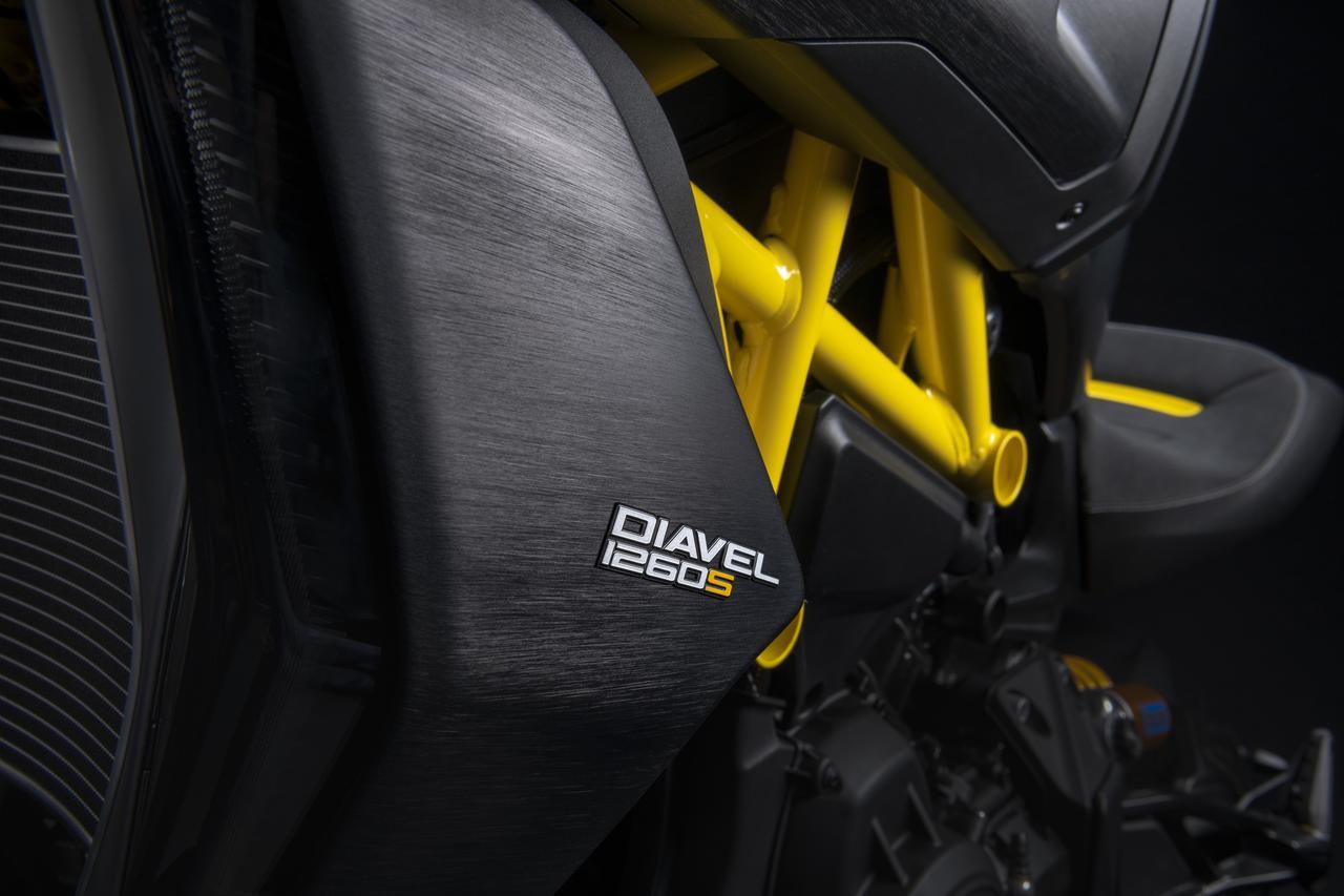 Images : 12番目の画像 - 【写真18枚】ドゥカティ「ディアベル1260S ブラック&スチール」 - webオートバイ