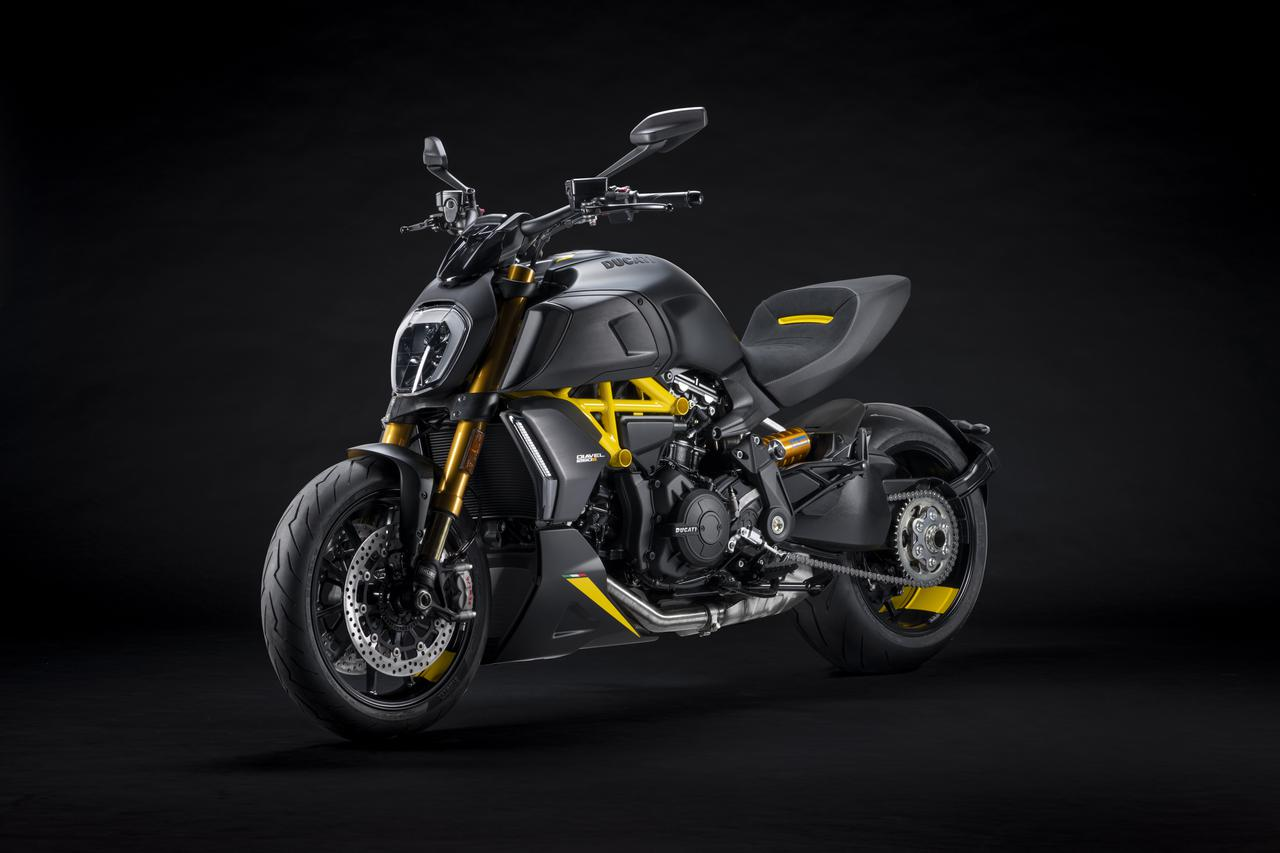 Images : 15番目の画像 - 【写真18枚】ドゥカティ「ディアベル1260S ブラック&スチール」 - webオートバイ