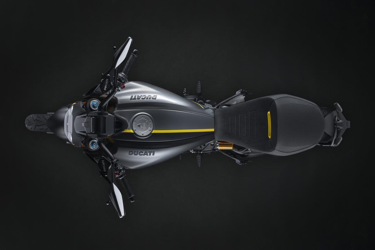 Images : 3番目の画像 - 【写真18枚】ドゥカティ「ディアベル1260S ブラック&スチール」 - webオートバイ
