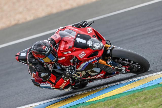 画像: MotoGPマシンの開発も務めるシルバン・ギュントーリ ル・マンでも抜群の速さと安定感!