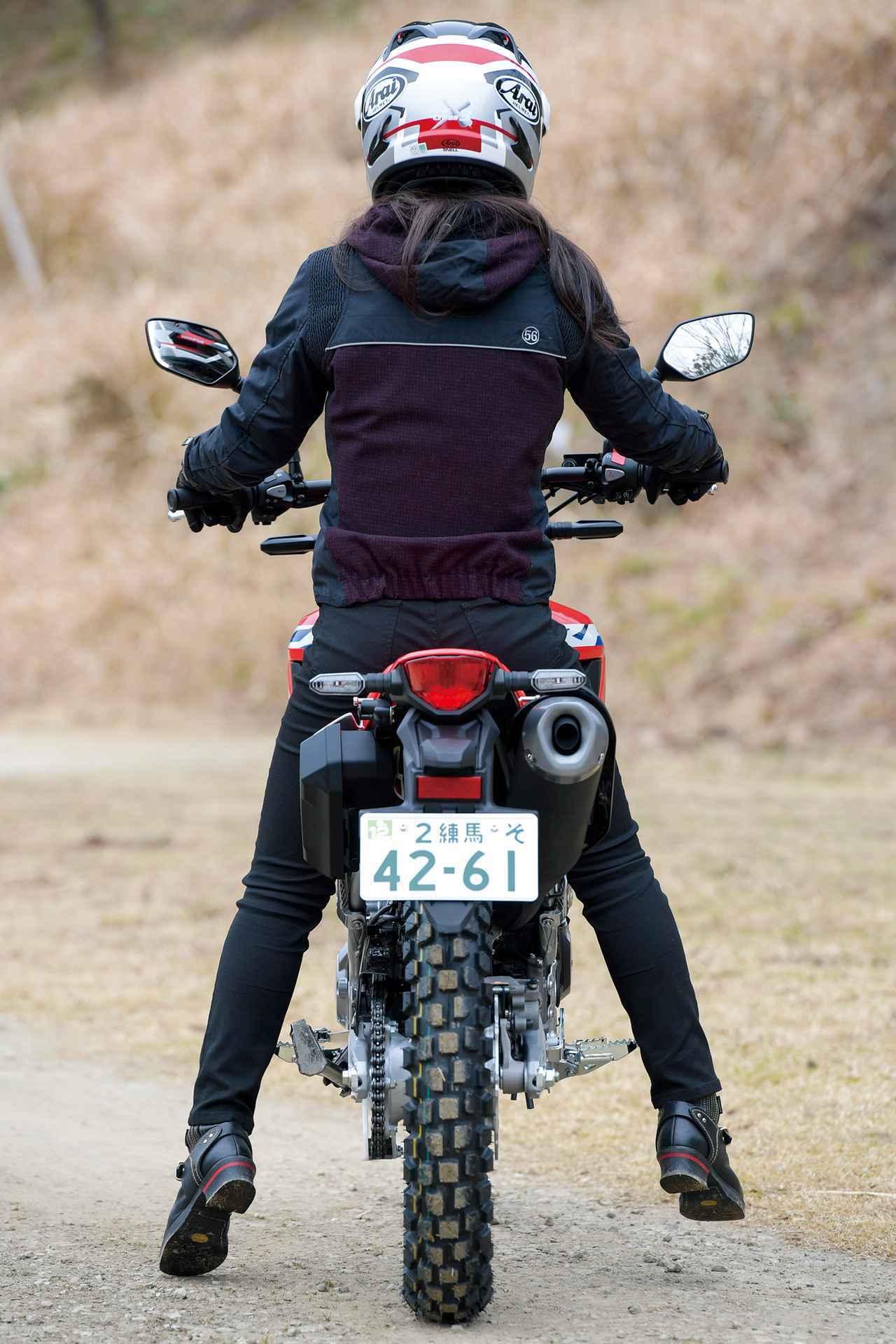画像4: 250ccアドベンチャー&オフロードバイクを徹底比較|ホンダ・スズキ・カワサキの計5機種を比べてみた(2021年)
