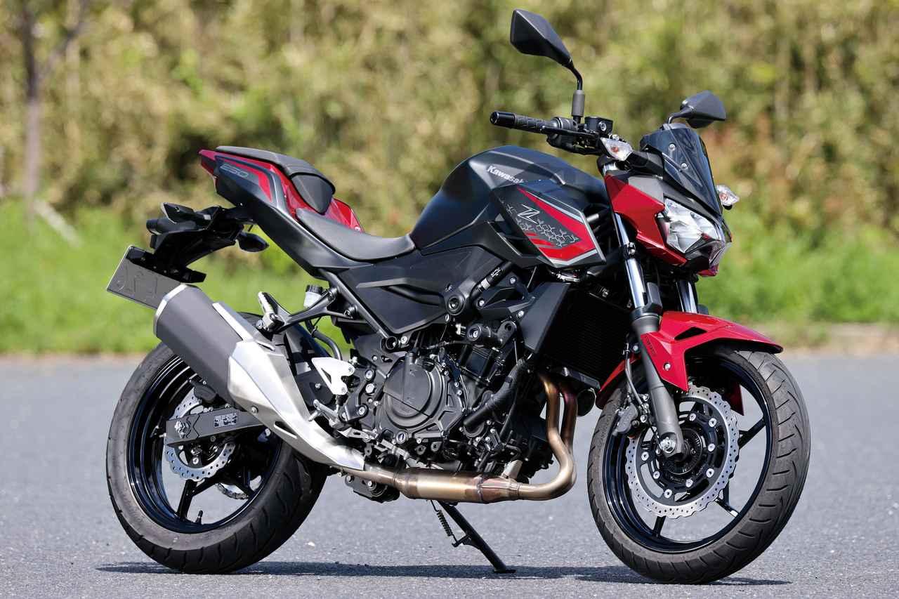 画像15: 250ccネイキッドバイクを徹底比較|国内4メーカー計5機種であなたのベストはどの一台だ?(2021年)