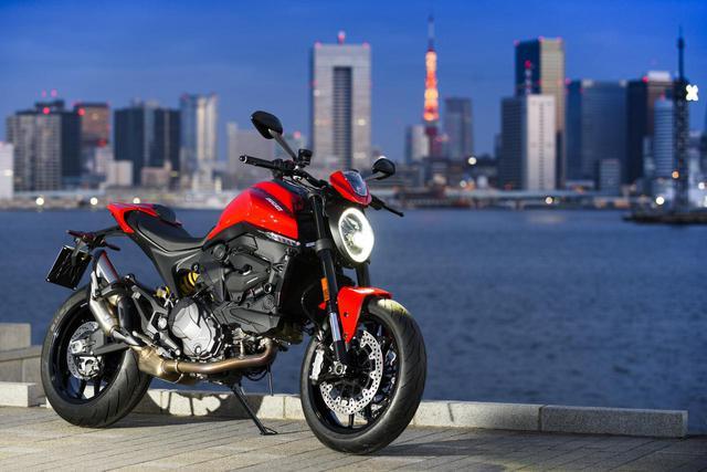 画像: MONSTER in TOKYO「覚醒する東京ライディング!」ドゥカティNEWモンスターに見る、走りへの情熱。 - webオートバイ