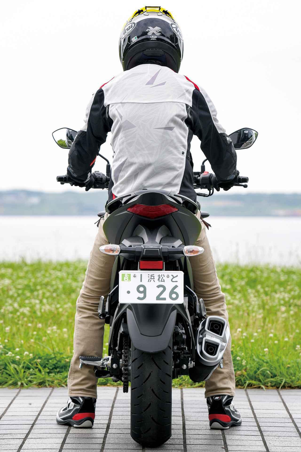 画像8: 250ccネイキッドバイクを徹底比較|国内4メーカー計5機種であなたのベストはどの一台だ?(2021年)