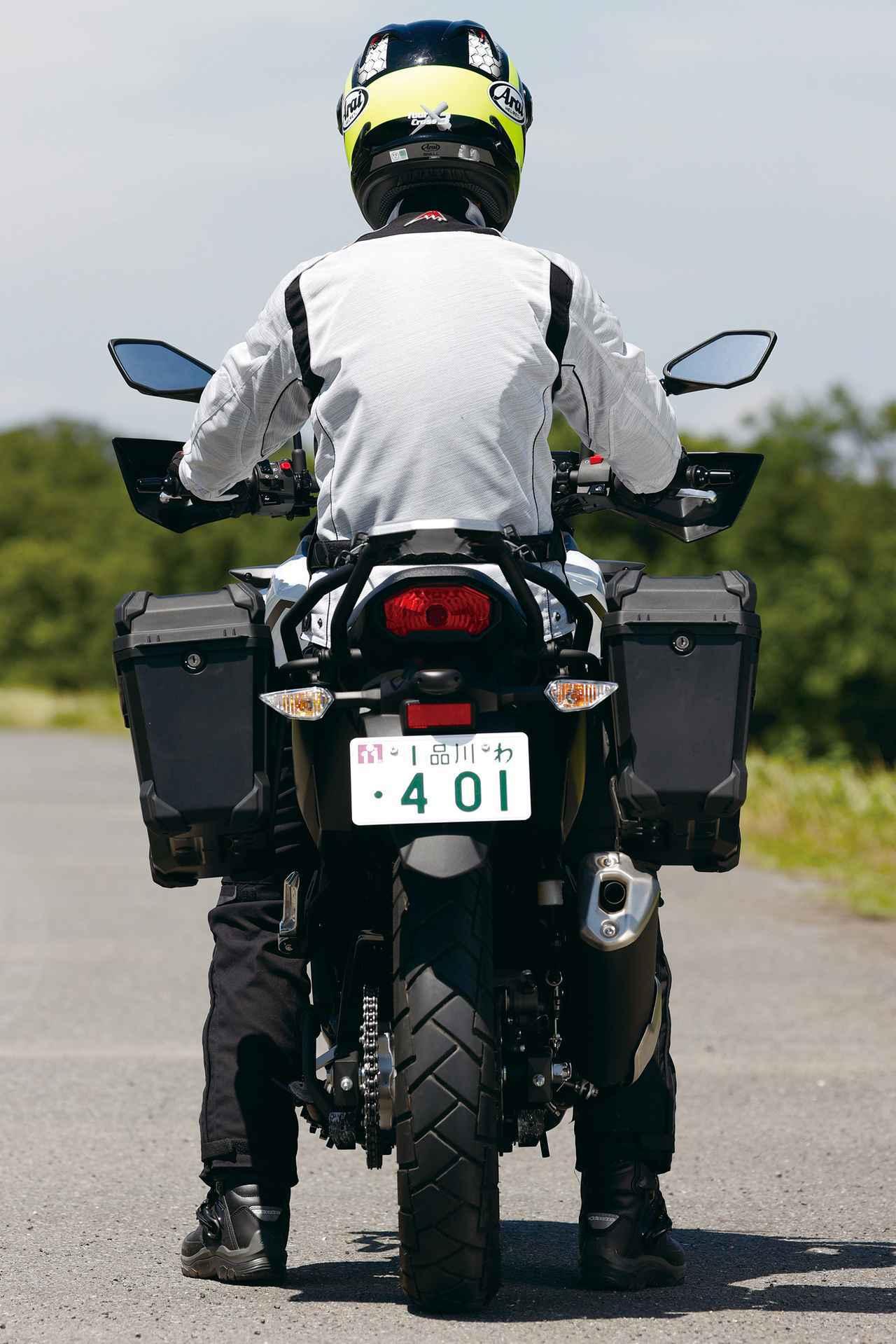 画像8: 250ccアドベンチャー&オフロードバイクを徹底比較|ホンダ・スズキ・カワサキの計5機種を比べてみた(2021年)