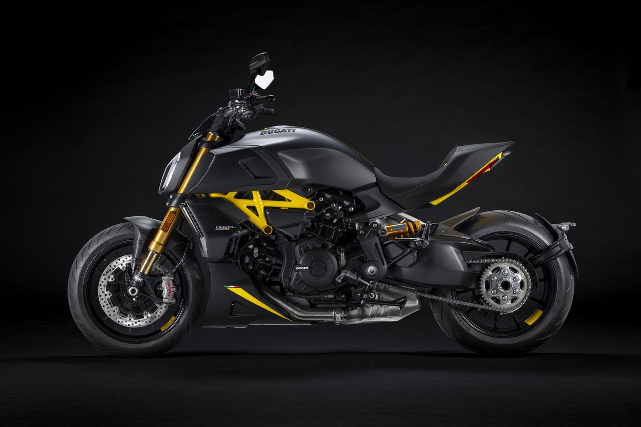 Images : 6番目の画像 - 【写真18枚】ドゥカティ「ディアベル1260S ブラック&スチール」 - webオートバイ