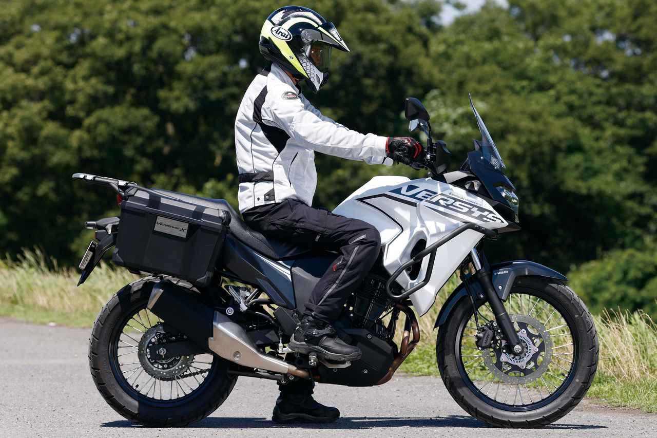 画像7: 250ccアドベンチャー&オフロードバイクを徹底比較|ホンダ・スズキ・カワサキの計5機種を比べてみた(2021年)