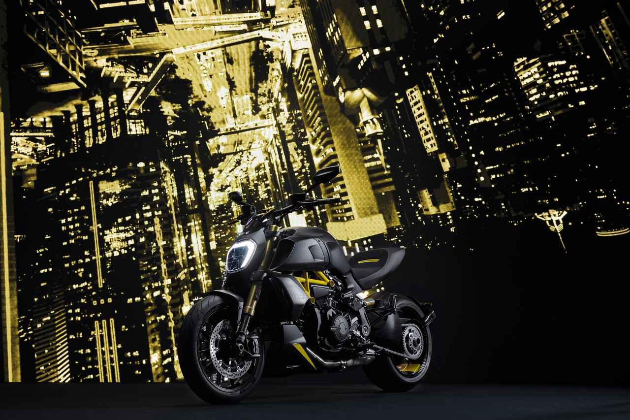 Images : 2番目の画像 - 【写真18枚】ドゥカティ「ディアベル1260S ブラック&スチール」 - webオートバイ