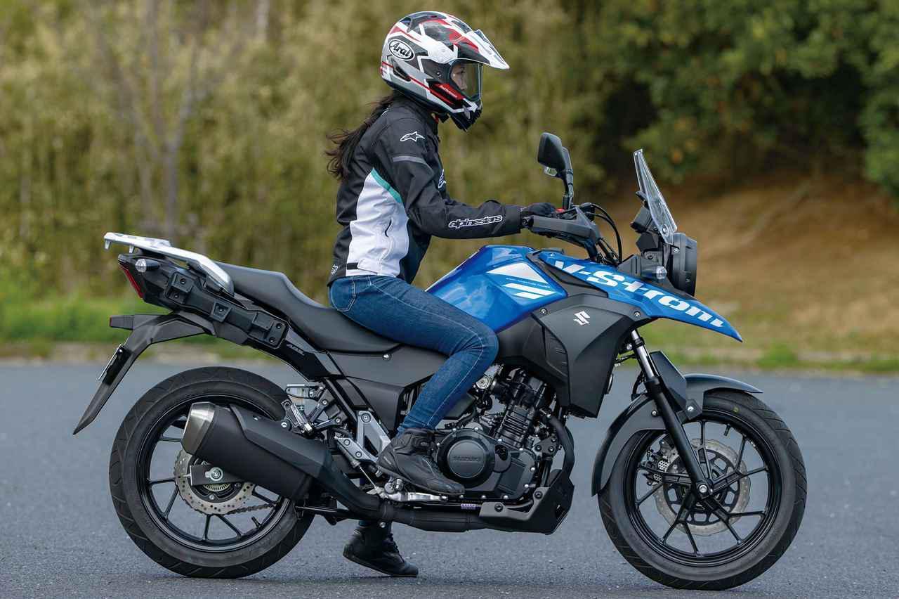 画像5: 250ccアドベンチャー&オフロードバイクを徹底比較|ホンダ・スズキ・カワサキの計5機種を比べてみた(2021年)