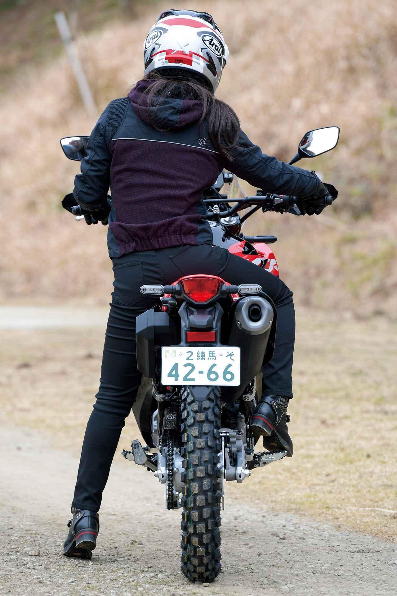 画像2: 250ccアドベンチャー&オフロードバイクを徹底比較|ホンダ・スズキ・カワサキの計5機種を比べてみた(2021年)