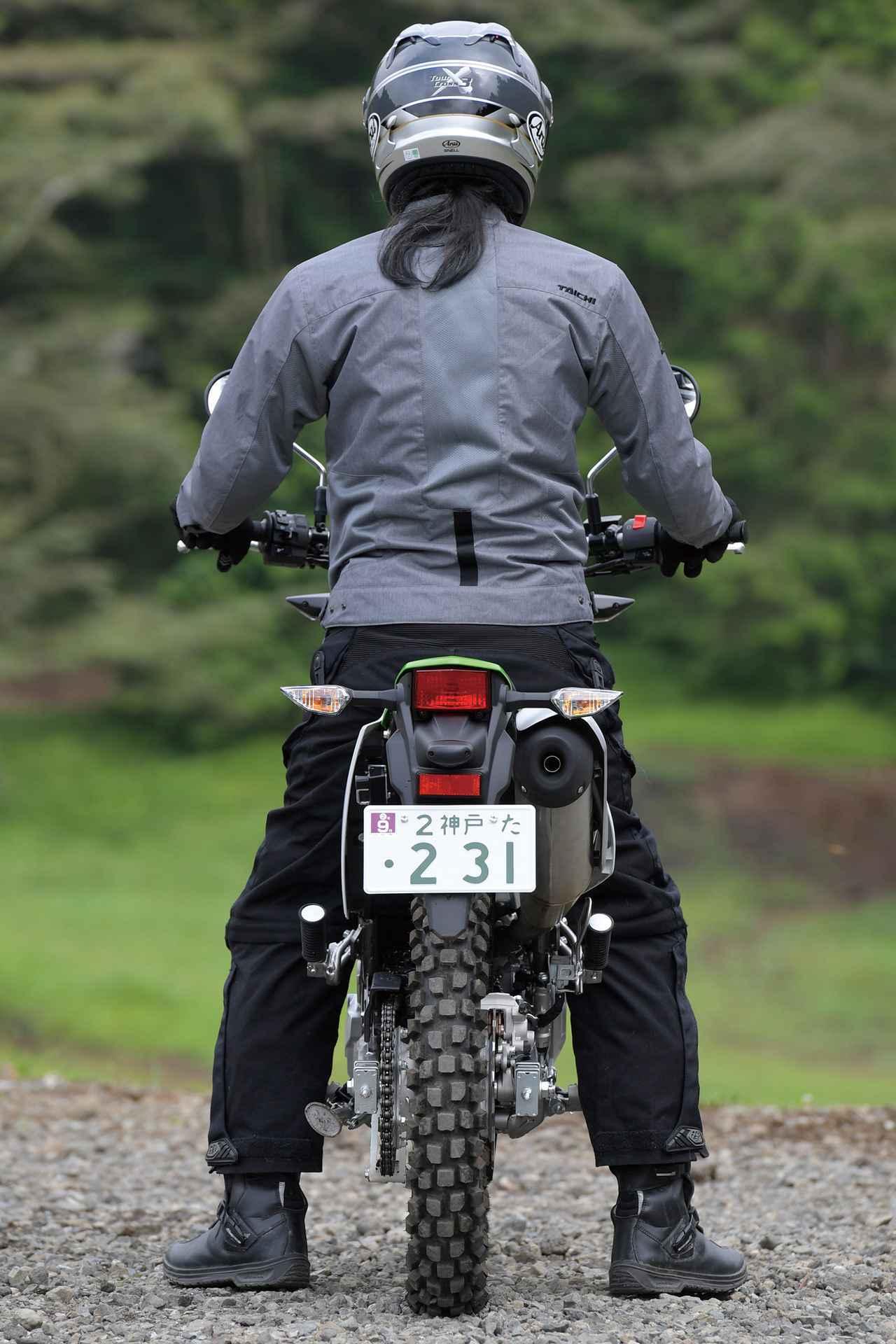 画像10: 250ccアドベンチャー&オフロードバイクを徹底比較|ホンダ・スズキ・カワサキの計5機種を比べてみた(2021年)