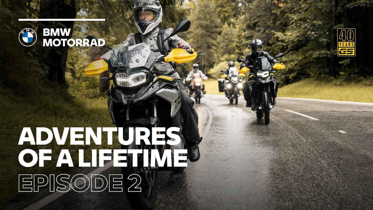 画像: 【動画】Adventures of a Lifetime l #2 Collect Moments Not Things (ft. the new BMW F 750 GS, F 850 GS / Adv) www.youtube.com