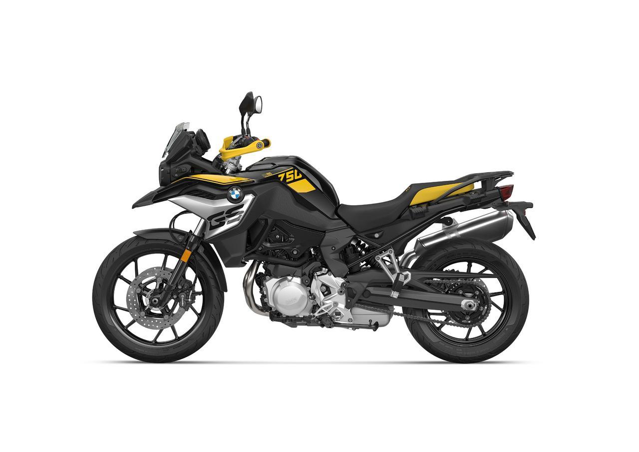 Images : 2番目の画像 - 【写真7枚】BMW F750GS/F850GS 40Years GS Edition - webオートバイ