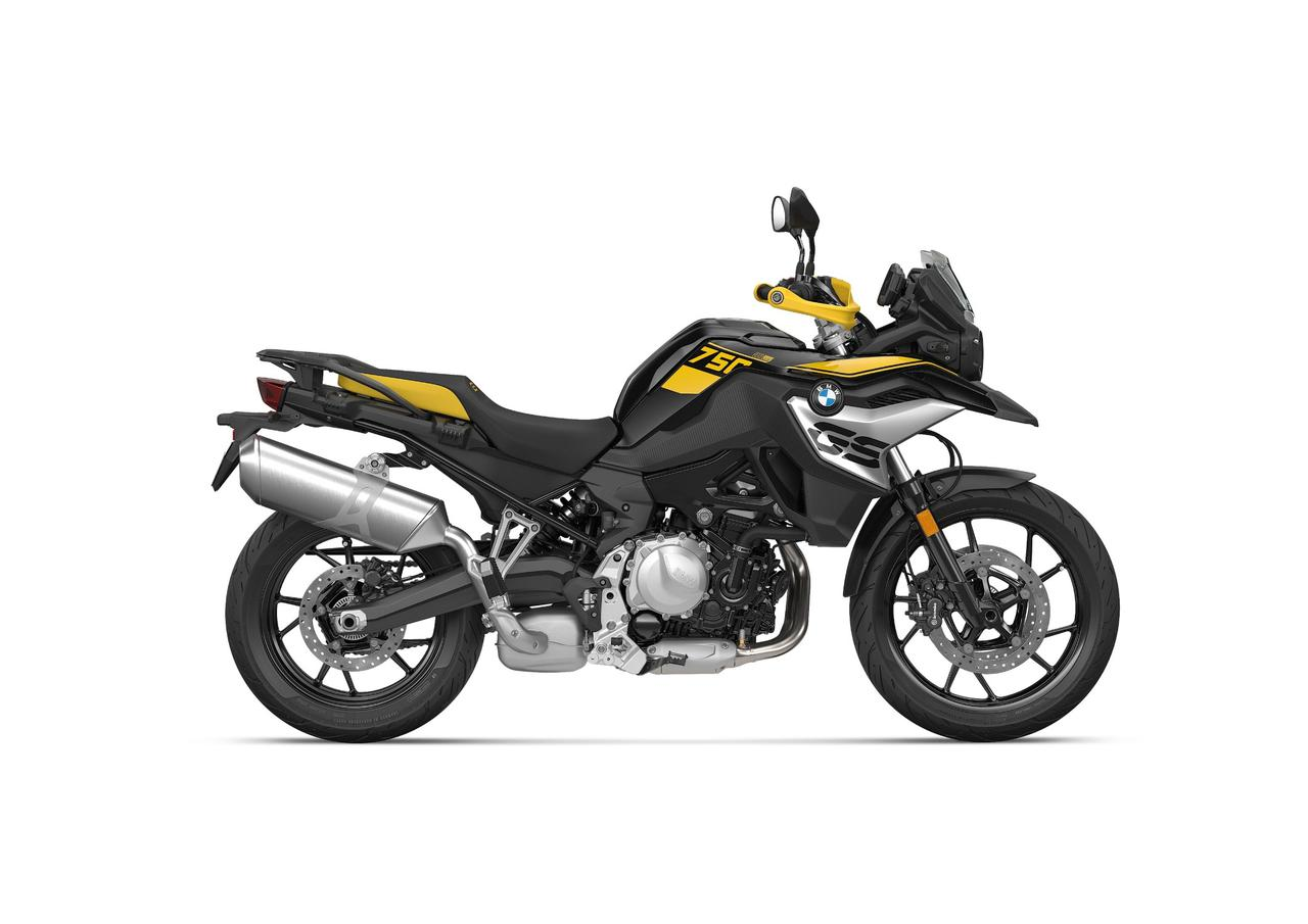Images : 3番目の画像 - 【写真7枚】BMW F750GS/F850GS 40Years GS Edition - webオートバイ
