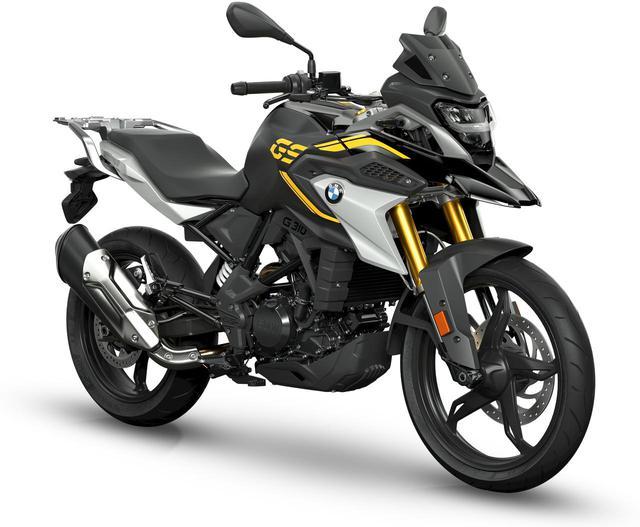 画像: BMW新型「G310GS」情報|GS40周年記念カラーも登場 - webオートバイ