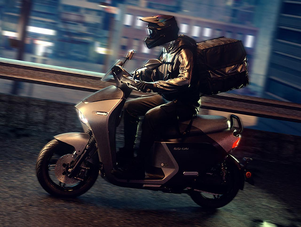 画像: 世界の電動2輪車図鑑:11 ヤマハ EC-05 - LAWRENCE - Motorcycle x Cars + α = Your Life.