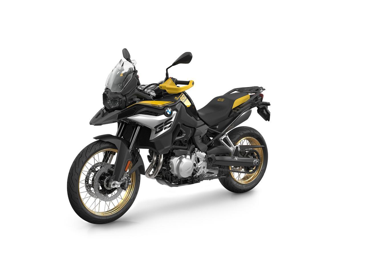 Images : 5番目の画像 - 【写真7枚】BMW F750GS/F850GS 40Years GS Edition - webオートバイ