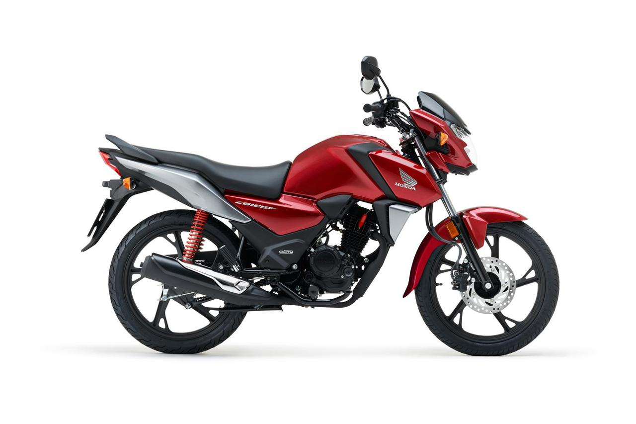 Images : 6番目の画像 - 【写真14枚】ホンダCB125F(欧州仕様・2021年モデル) - webオートバイ